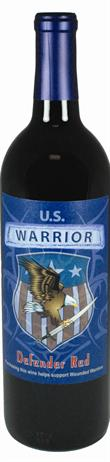 Warrior Wines Defender Red